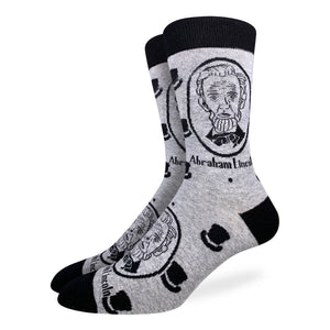 Men's Abe Lincoln Socks