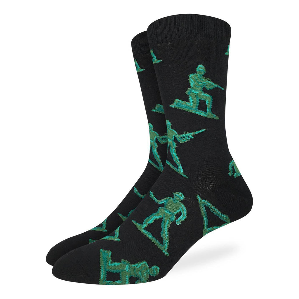 Men's Toy Soldiers Socks