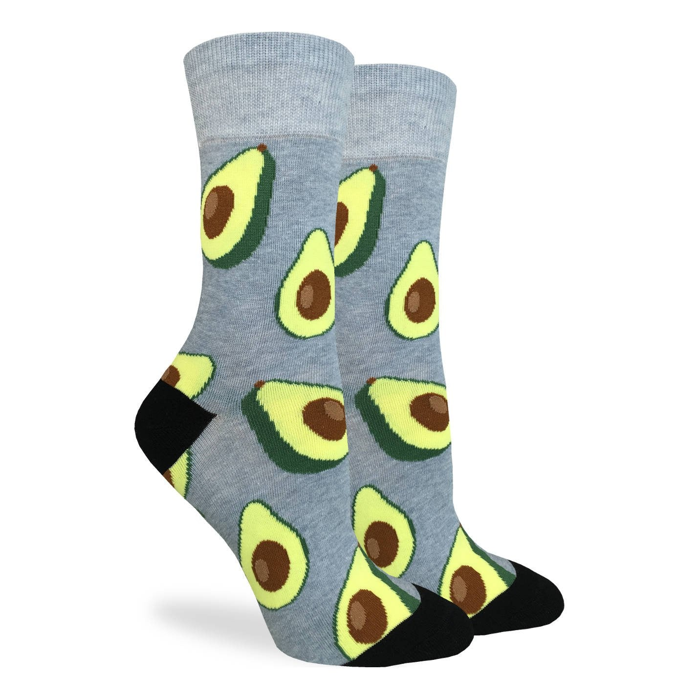 Women's Avocado Socks - Good Luck Sock