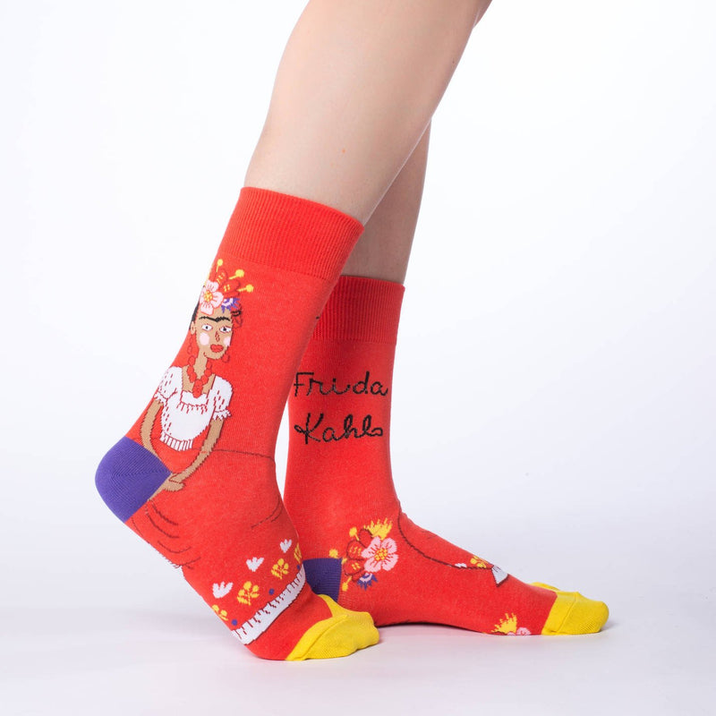 Women's Frida Kahlo Socks
