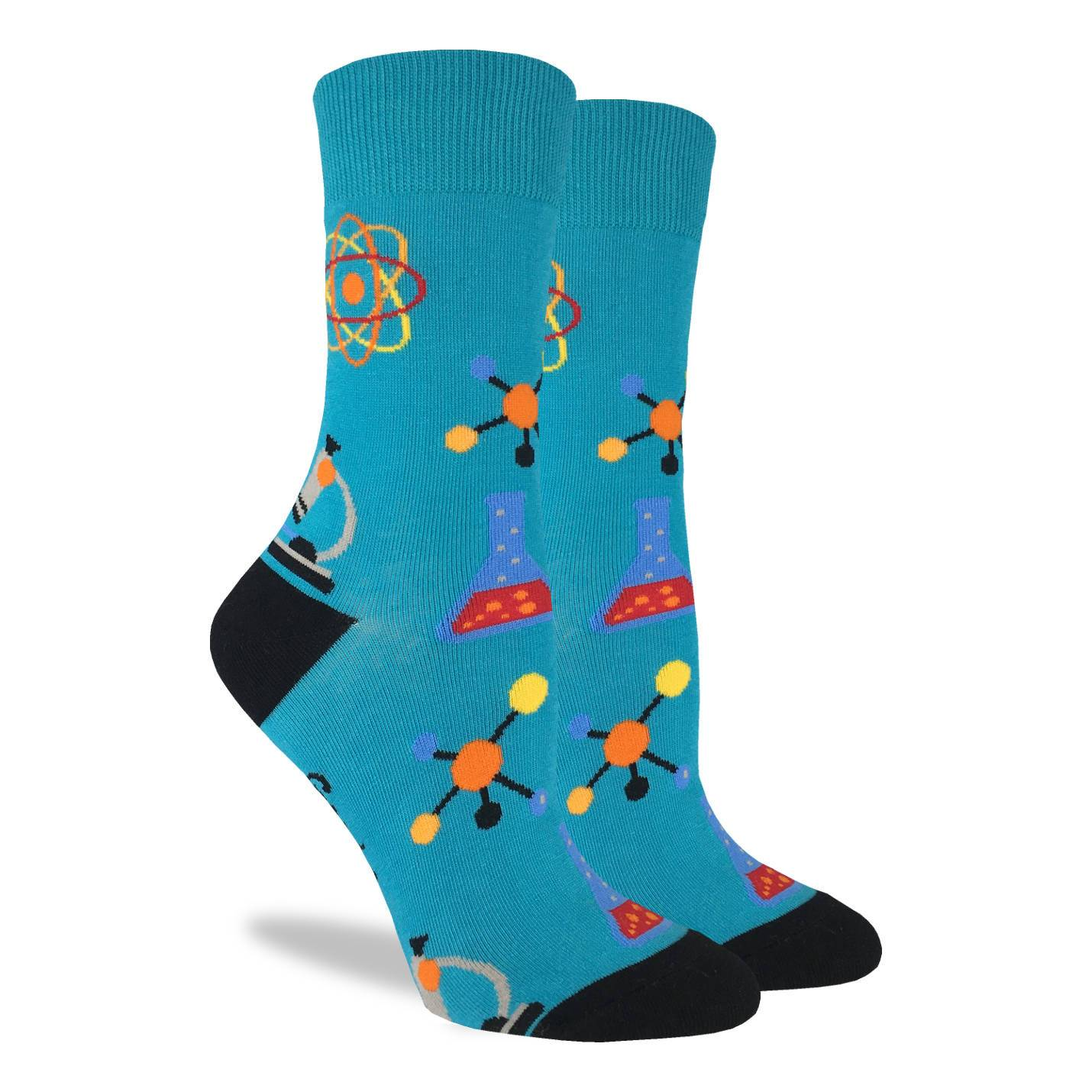 Women's Science Socks - Good Luck Sock