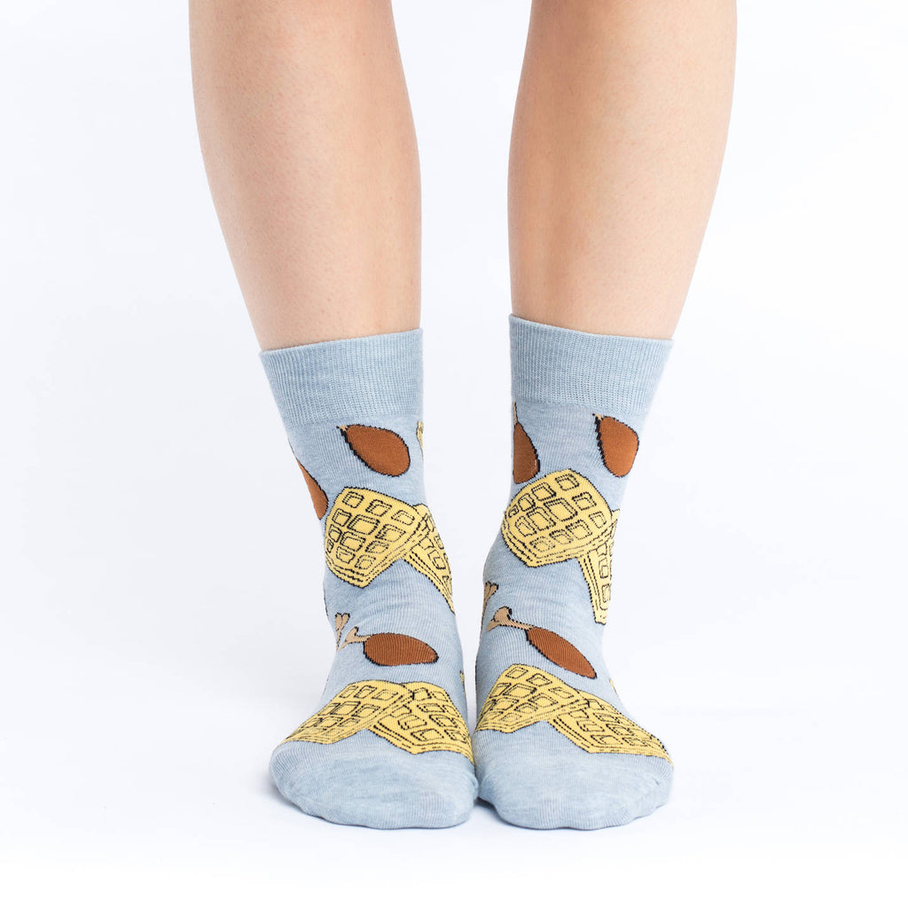 Women's Chicken & Waffles Socks
