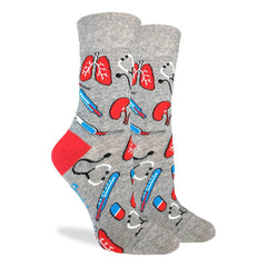 Women's Medical Socks - Good Luck Sock