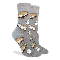 Women's Smores Socks - Good Luck Sock