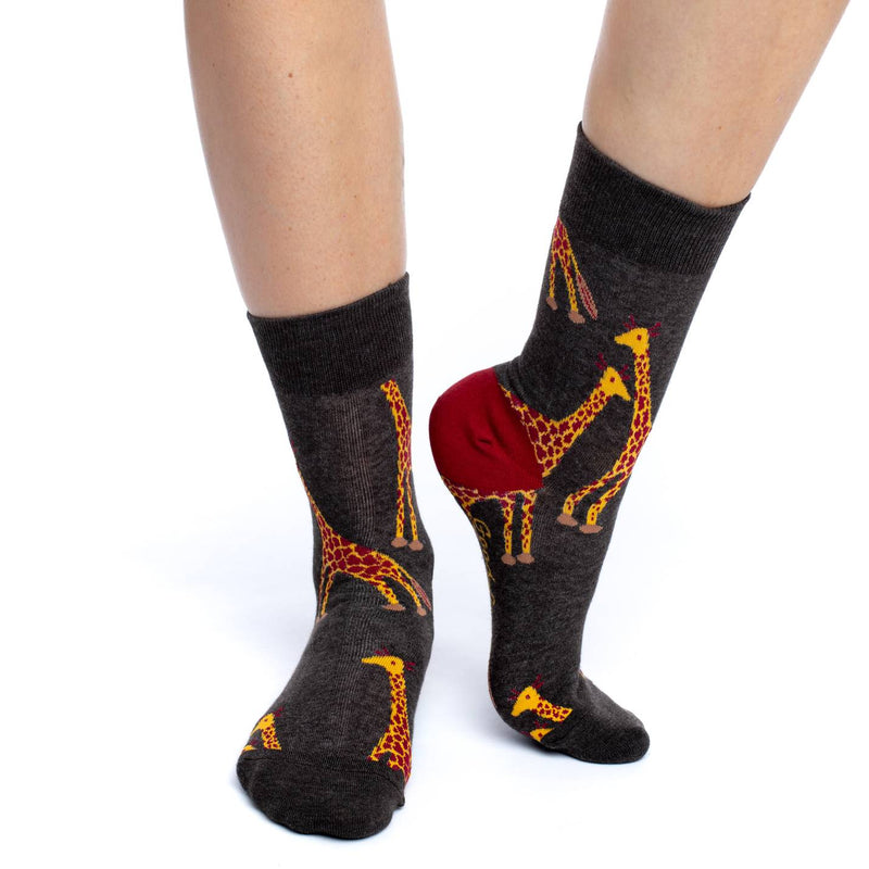 Women's Giraffes Socks