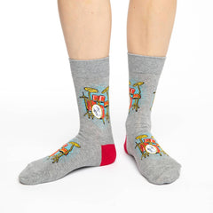 Women's Drums Socks - Good Luck Sock