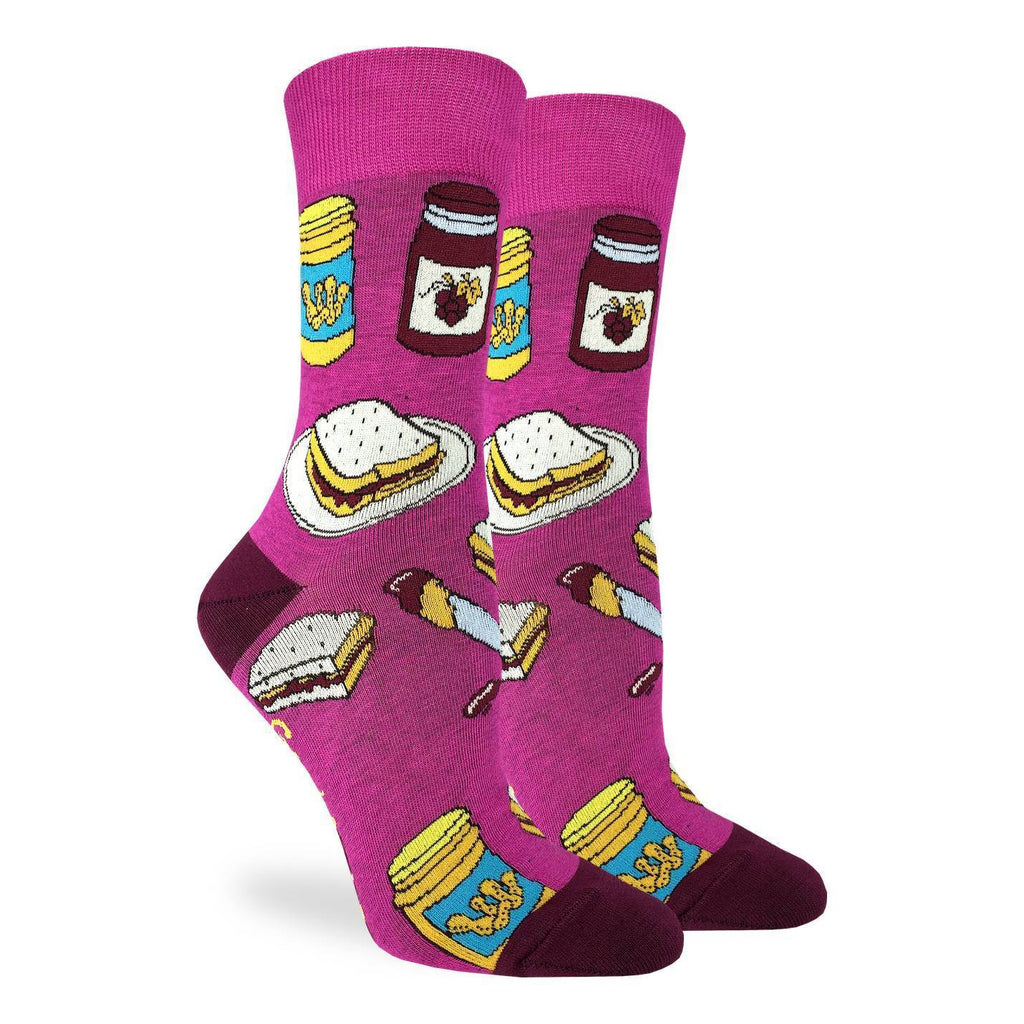 Women's Peanut Butter & Jam Socks
