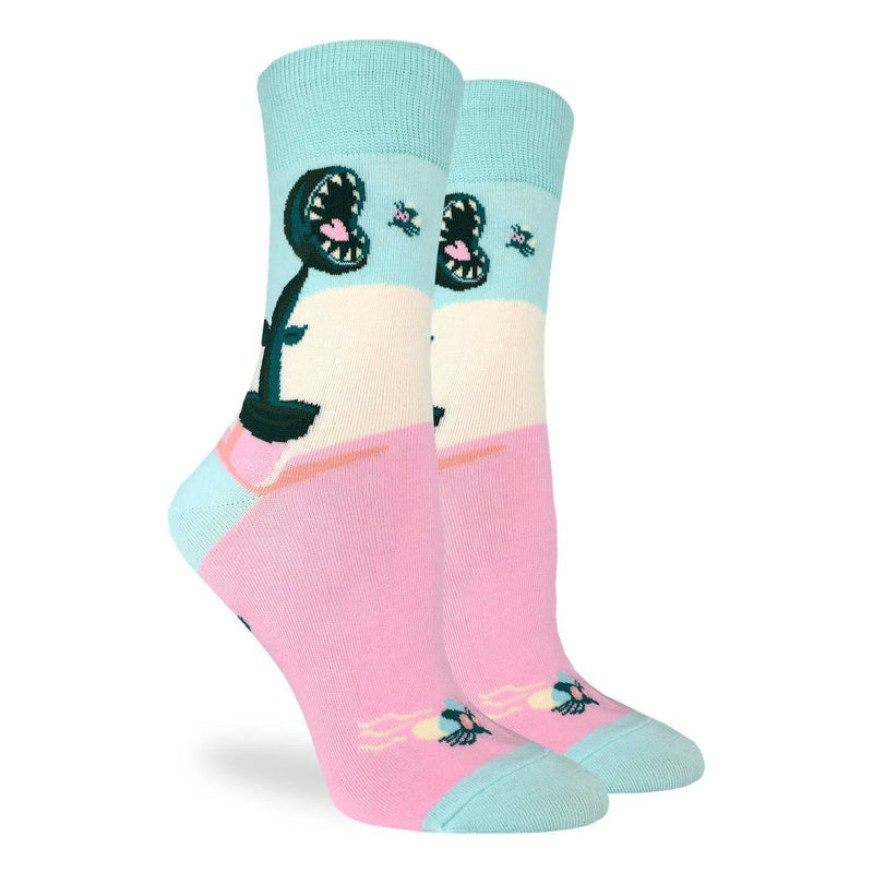 Women's Venus Fly Trap Socks
