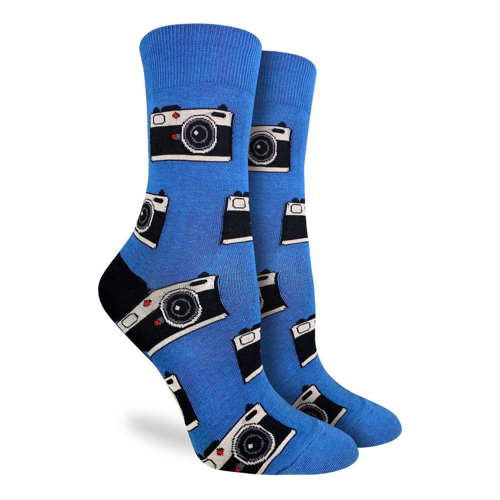 Women's Cameras Socks