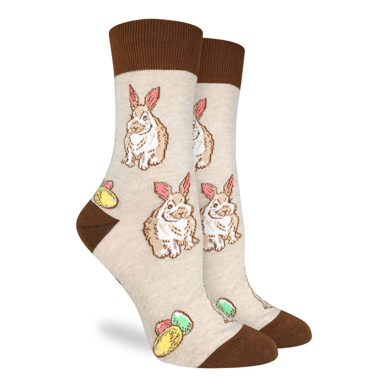 Women's Easter Bunny Eggs Socks