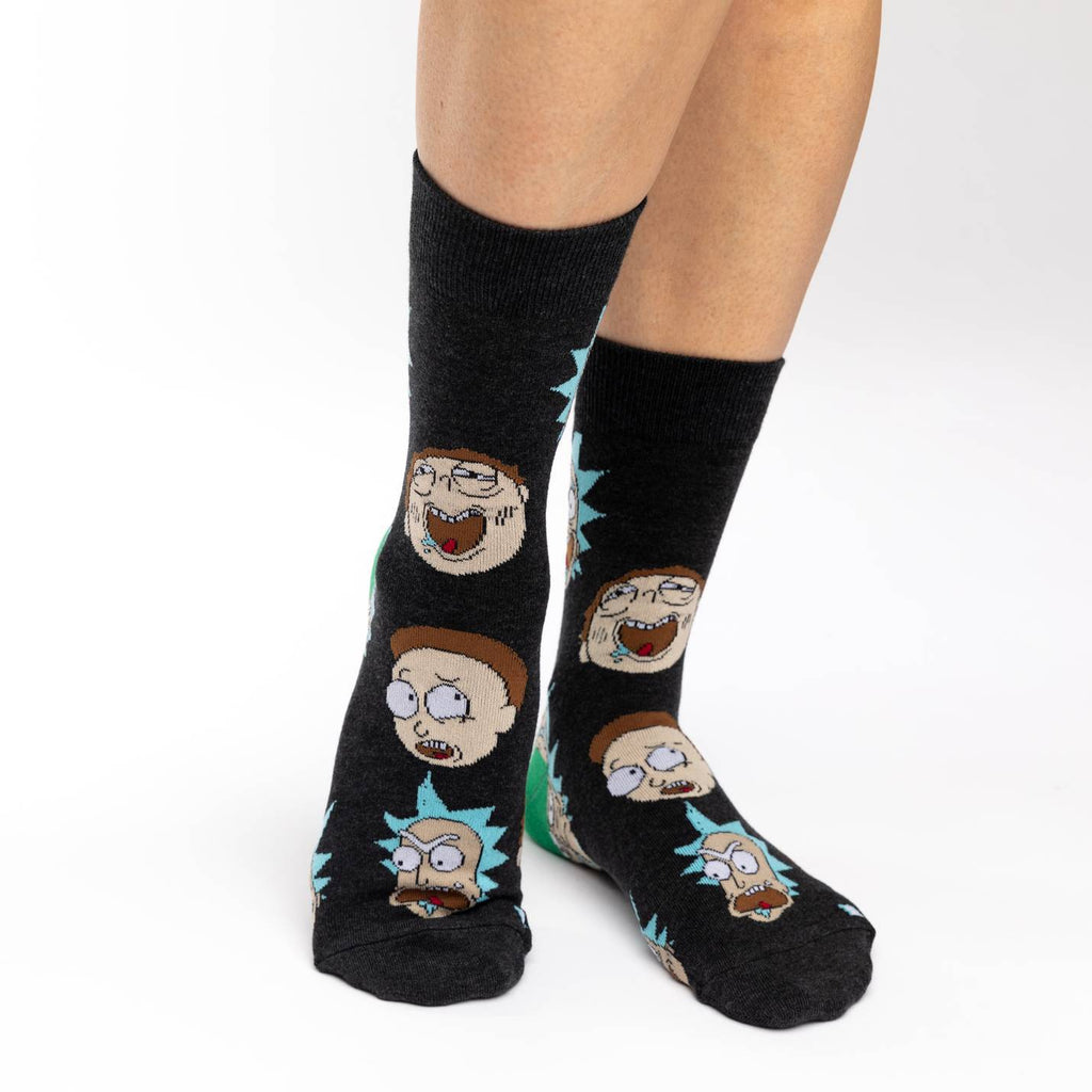 Women's Rick and Morty Socks