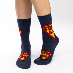 Women's Super Mom Socks
