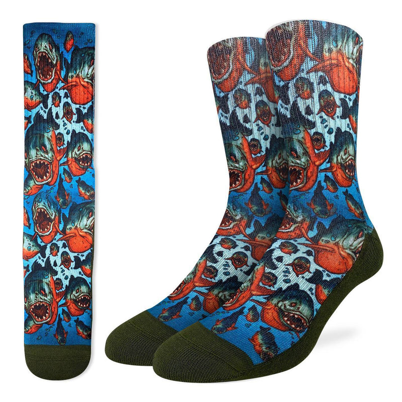 Men's Piranhas Socks
