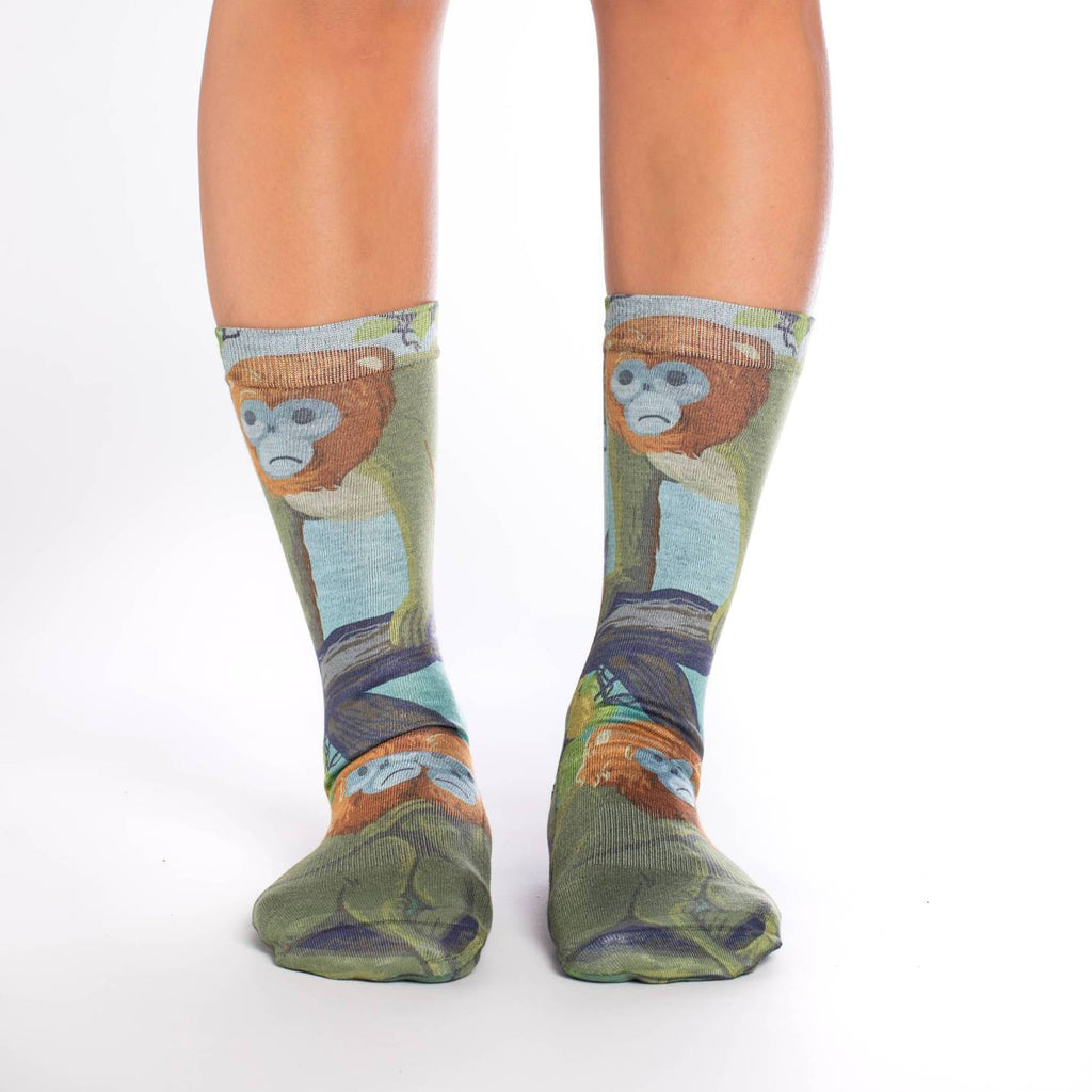 Women's Monkey Business Socks