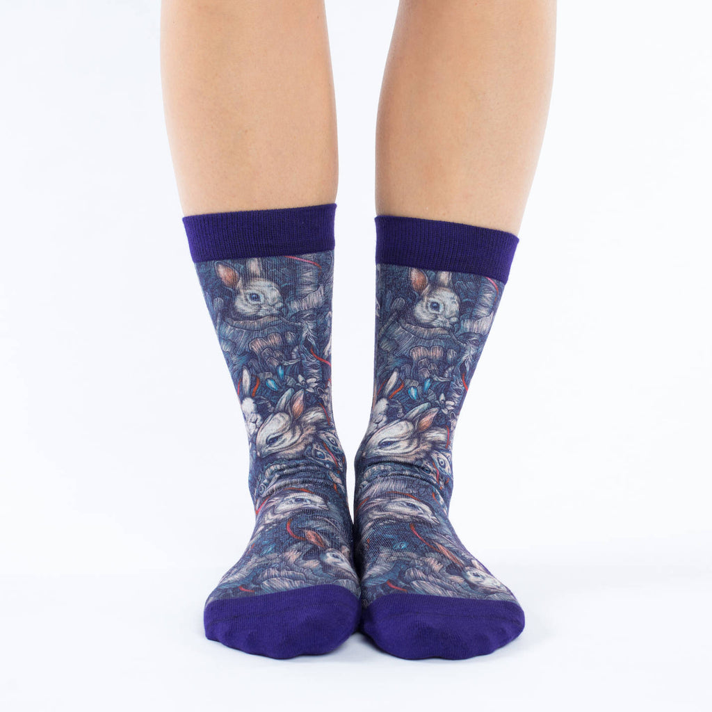 Women's Rabbits Socks
