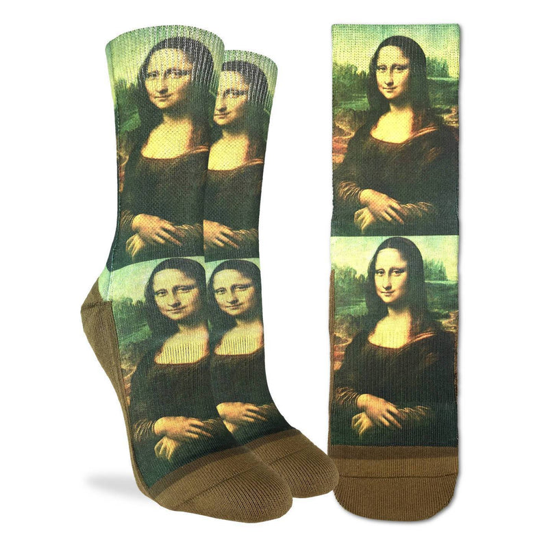 Women's Mona Lisa Socks
