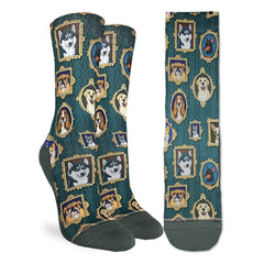 Women's Prized Dogs Socks - Good Luck Sock