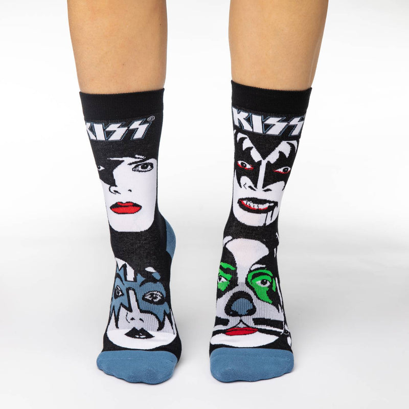 Women's KISS Band Socks