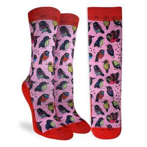 Women's Tropical Birds Socks
