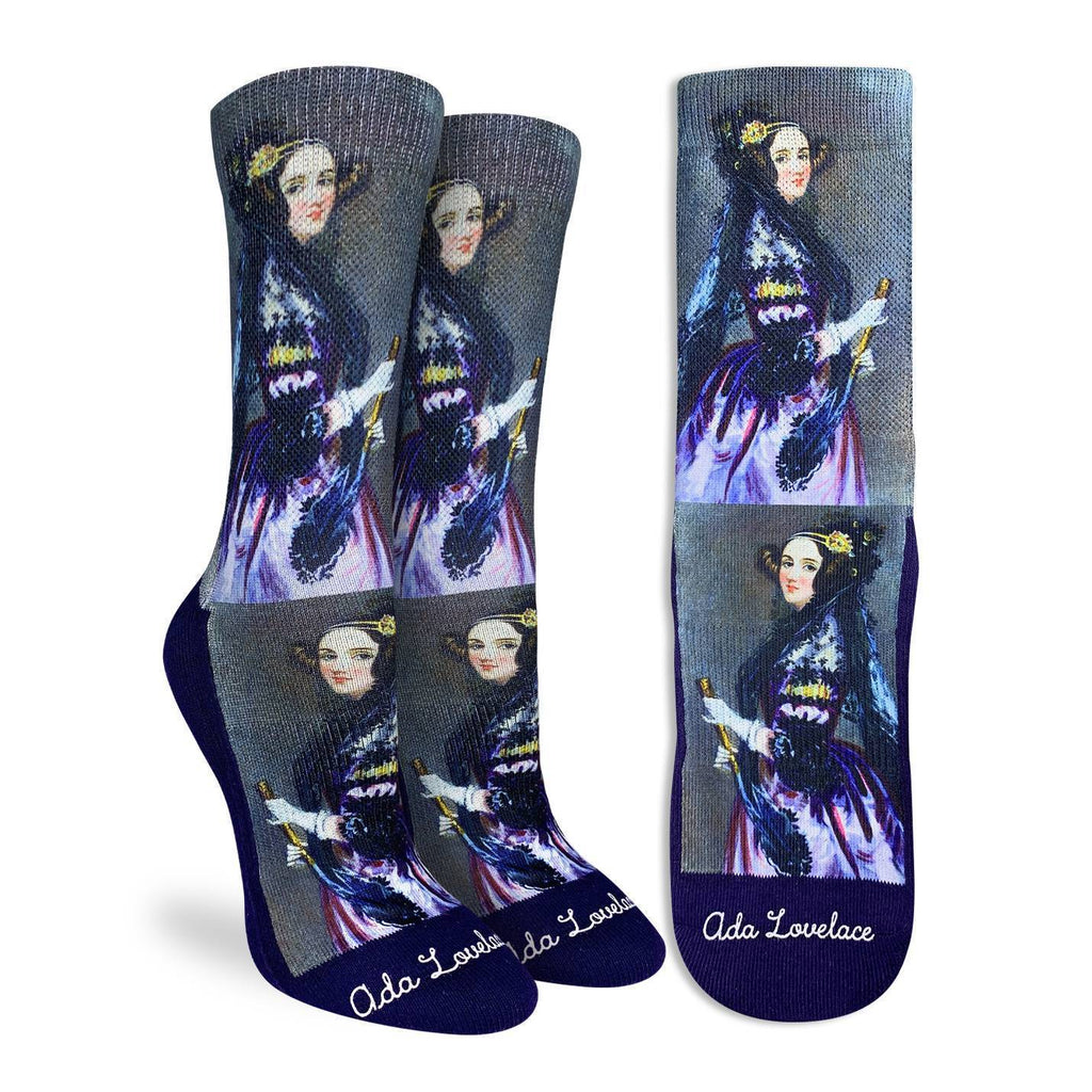 Women's Ada Lovelace Socks