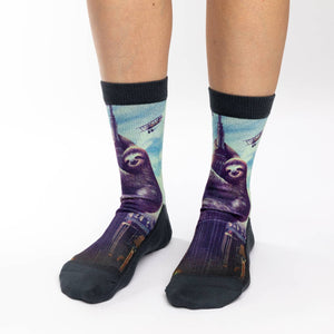 Women's Slothzilla Socks