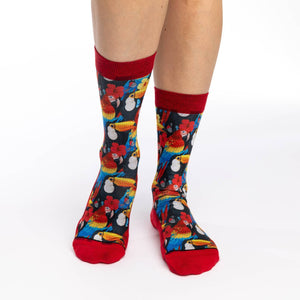 Women's Toucans Socks