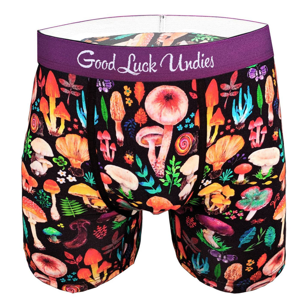 Men's Mushrooms Underwear