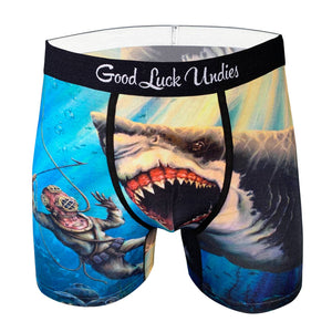 Men's Shark Attack Underwear