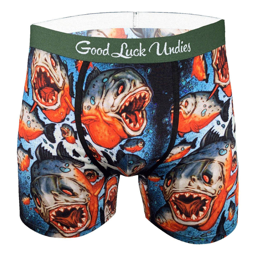 Men's Piranhas Underwear