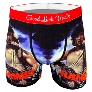 Men's Rambo Underwear