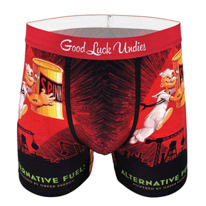 Men's Alternative Fuel Underwear