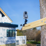 Brinno Construction Camera Mounted