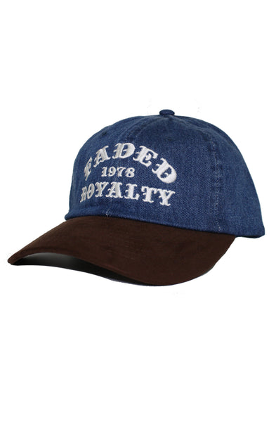 CIRCUS BLUE DENIM DAD HAT