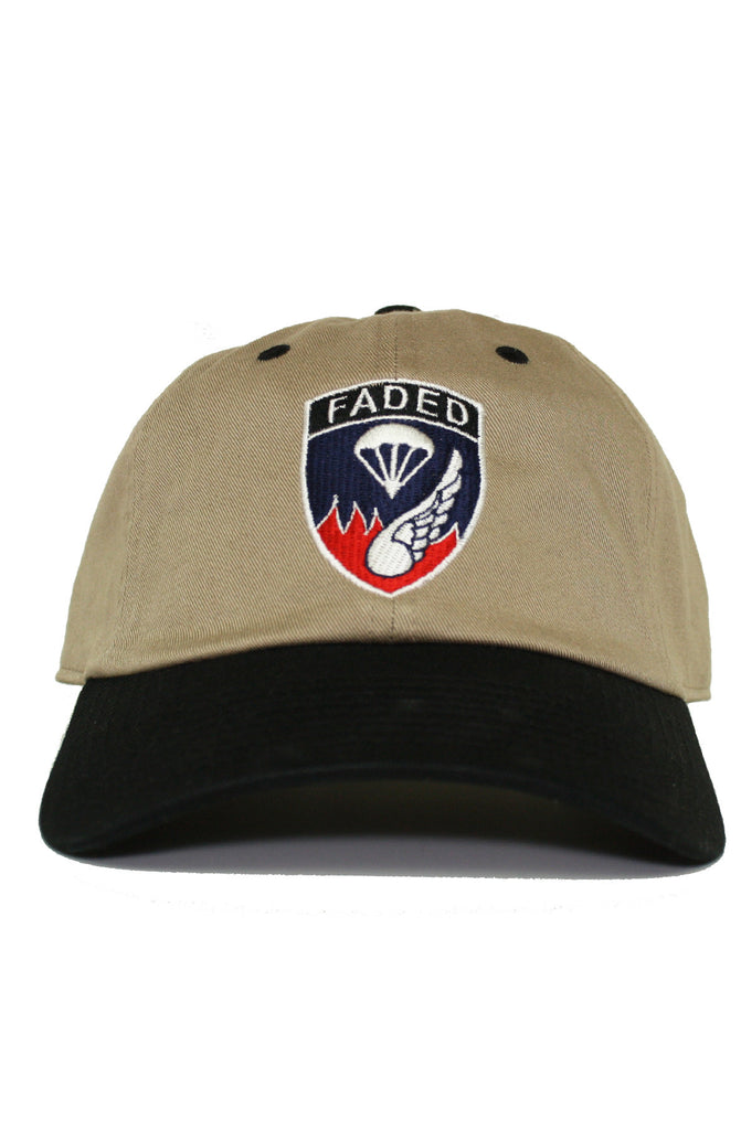 FADED AIR ASSAULT DAD HAT