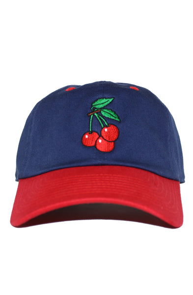 CHERRY POPPIN' DAD HAT