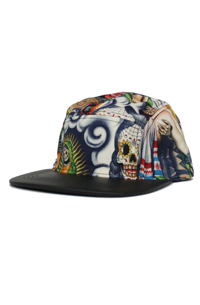 MEXICO LEATHER 5 PANEL