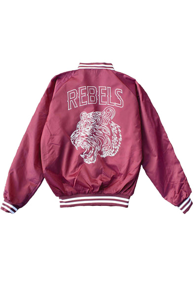 REBELS SATIN JACKET