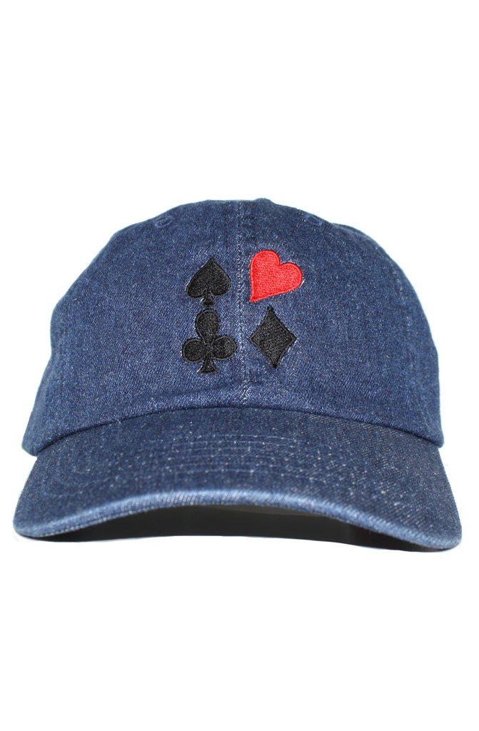 DENIM LAST HAND DAD HAT