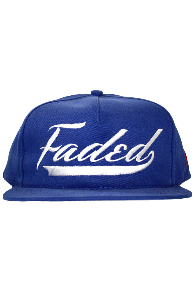 FADED TAIL STRAPBACK