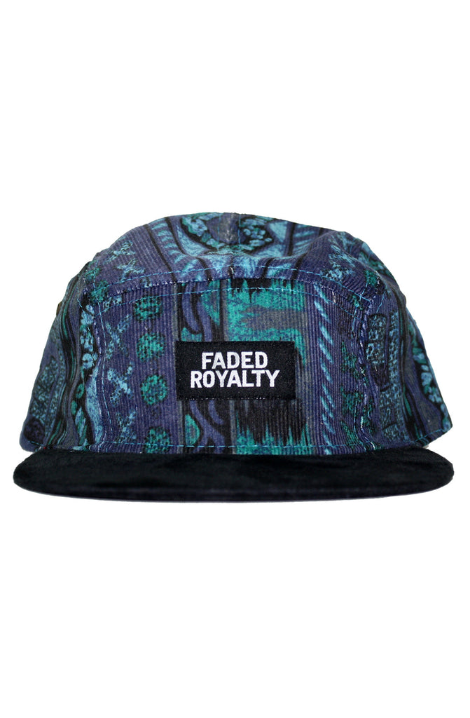 GRAPE SUEDE 5 PANEL