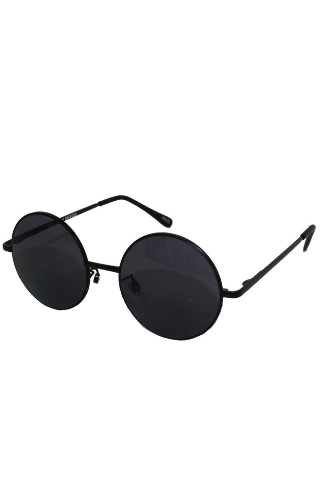 LENNON GLASSES BLACK