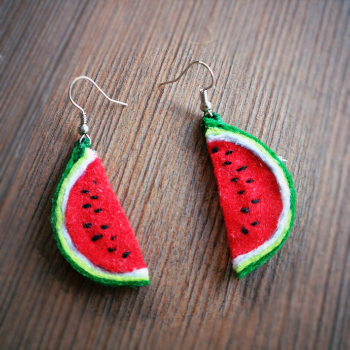 Summer 'Frozweet' Earring Collection