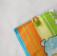 Colourful Sheep-themed iPad Sleeve case (iPad Air 2/ iPad mini)