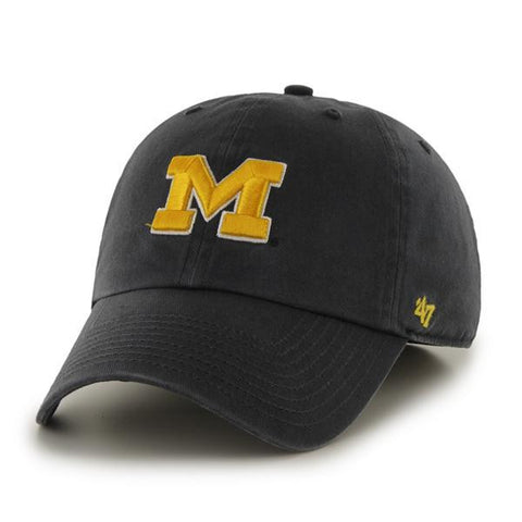 "47 Brand: Michigan ""M"" Fitted Hat"