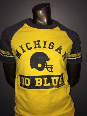 COTS403295: Michigan Youth T-Shirt