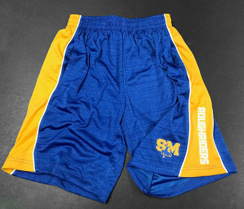 COBS10761: Men's Lined Basketball Shorts