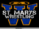 SM Wrestling 2019 Decals