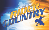 """This is Rider Country"" - Double-Sided 3'x5' Flag"