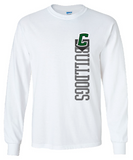 "CBB-39 ""Bulldogs"" Gildan Cotton Long Sleeve"