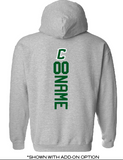 "CBB-43 ""One Beat"" Gildan Cotton Hoodie"
